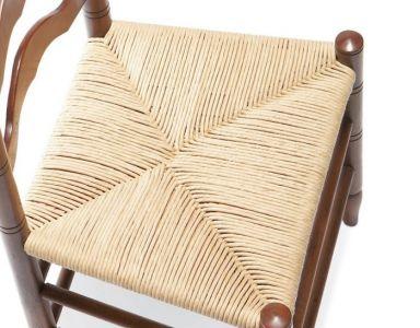Вариант плетения сидения