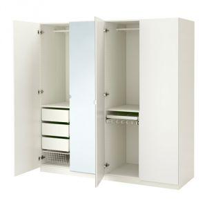 Шкаф-гардероб Пакс