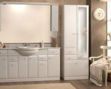 Мебель в ванную комнату: какой материал выбрать?