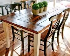 Обзор и фото каталог обеденных столов и стульев от ИКЕА