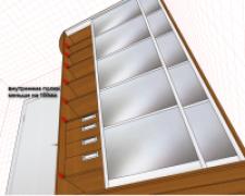 Правильные размеры шкафа купе: планируем шкаф своими руками
