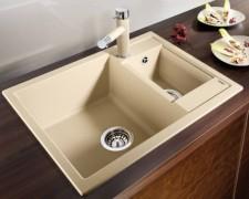 Преимущества и критерии выбора кухонных моек из искусственного камня