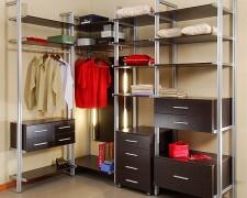 Обзор гардеробных систем от ИКЕА