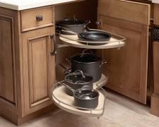Кухонные тумбы для моек: особенности и типы