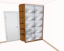 Как сделать шкаф купе своими руками? Шаг 1 — правильные замеры помещения