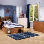 Удобная мебель в комнату мальчика