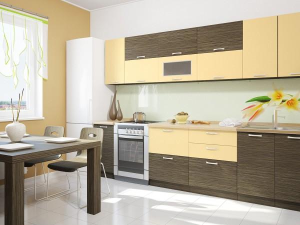 Модульная мебель эконом-класса для кухни