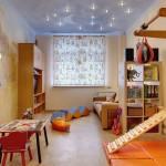 Комната для мальчика - оформление в спортивном стиле