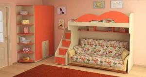 Детская корпусная мебель на заказа