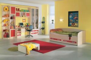 Моделирование детской мебели