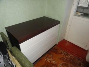 Мебельные фасады установленны
