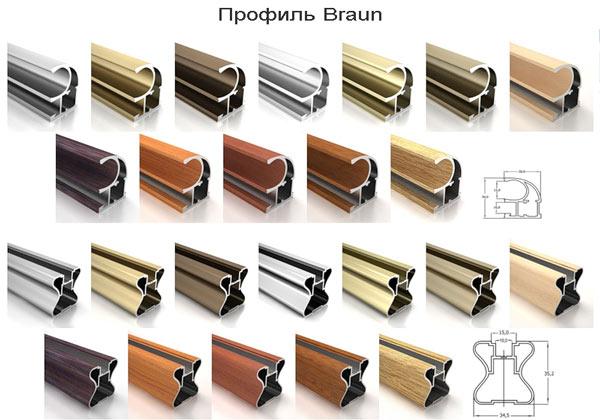 профиль Braun