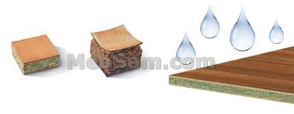 Материал для мебели в ванную