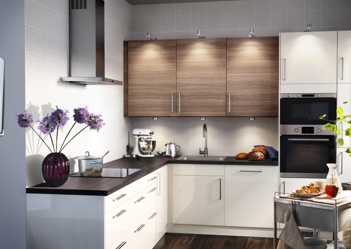Кухонные шкафы икеа каталог цены