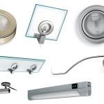 Виды мебельных светильников, применяемых в производстве мебели для дома