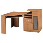 corner computer desk with hutch ikea