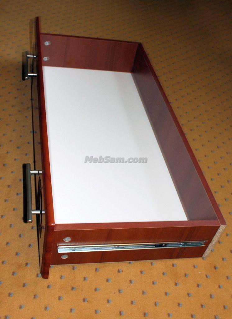 Выдвижной ящик в собранном виде