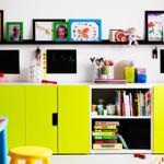 Фото обзор и описание детской мебели ИКЕА