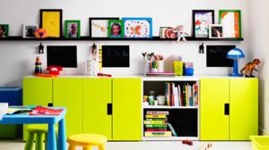 Фото обзор и описание детской мебели от ИКЕА