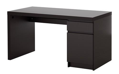 компьютерный стол ИКЕА - Мальм
