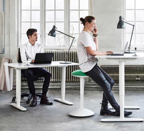 компьютерные столы икеа