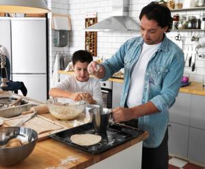 Фото каталог кухоно от ИКЕА. Готовые интерьеры и дизайны кухонной мебели