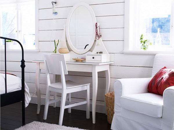 Туалетный столик ИКЕА Хемнэс