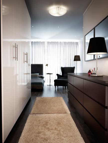 Спальня ИКЕА Мальм