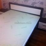 Двуспальная кровать своими руками. Размеры, чертежи, инструкция по сборке