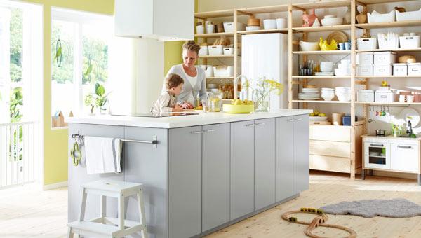 Кухня Икеа - метод Веддинге