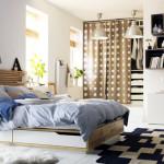 Мебель для спальни от ИКЕА, обзор популярных серий для комнат