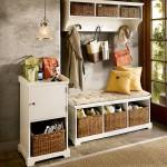 Мебель для прихожей от ИКЕА. Фото интерьеров