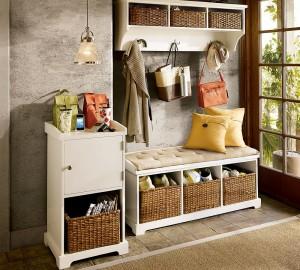 Мебель для прихожих ИКЕА. Фото интерьеров