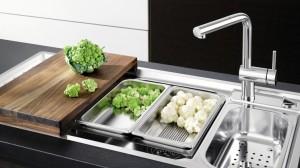 Как выбрать кухонную мойку из нержавеющей стали