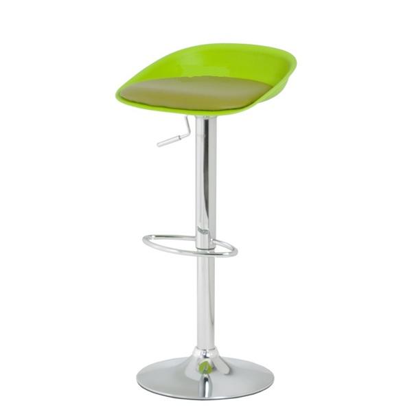 Барный стул с мягкой сидушкой