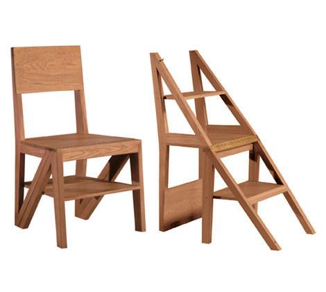 Складной стул-стремянка Икеа