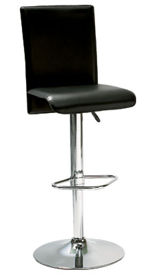 Барный стул ИКЕА с мягким сиденьем