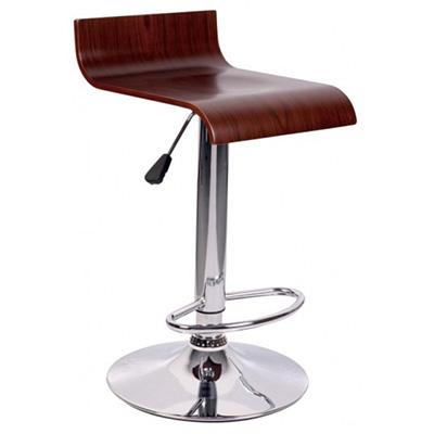Барный стул ИКЕА из металла и пластика