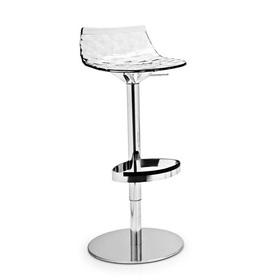 Барный стул из металла