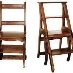 Стремянки, табуретки и лестницы от ИКЕА - детали в мелочах