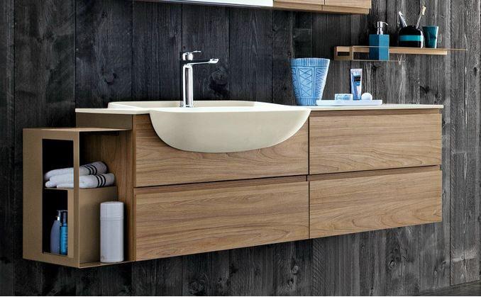 Тумба для ванной - функциональная мебель
