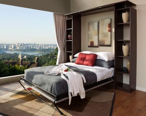 Шкаф-кровать (трансформер) компании ИКЕА
