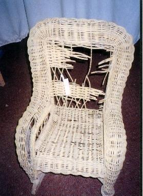 Определяем дефекты стула