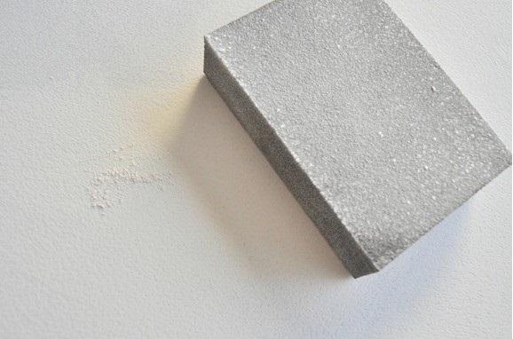 Шлифование обработанной поверхности