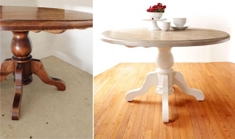 Обновление круглого стола