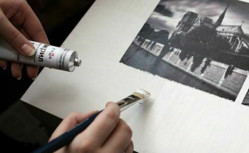 Прорисовка полей рисунка