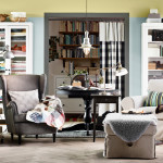 Варианты модульной мебели для гостиной от ИКЕА