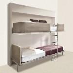 Двойная кровать-трансформер
