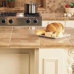 Кухонные обеденные столы с керамической плиткой