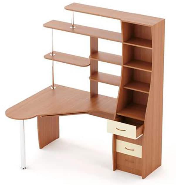 Комбинированный стол для компьютера
